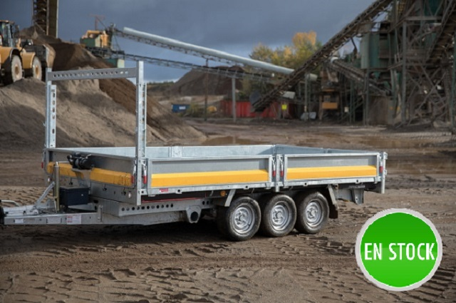 BRIAN JAMES TRAILERS Benne TIPPER 2